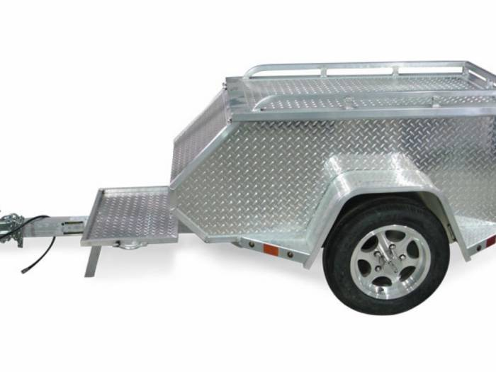 Buy Big Muddy Powersports Items: [ MCTXL Towable Motorcycle Trailer ]