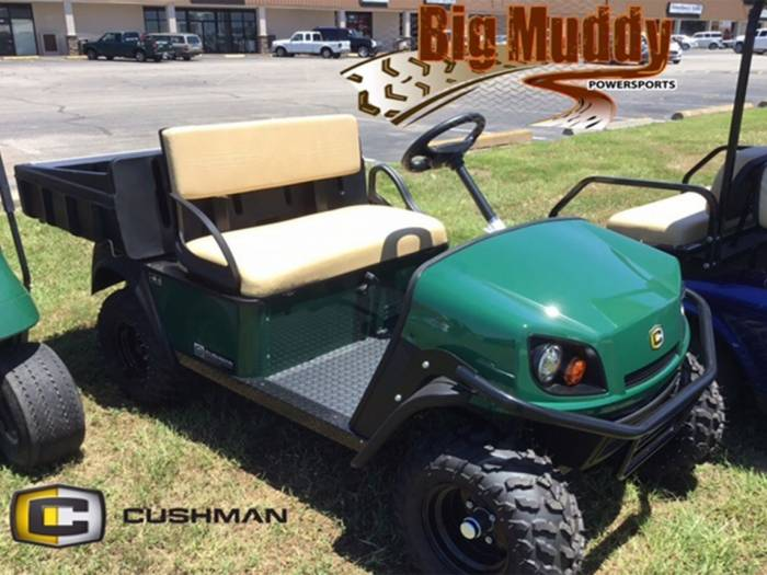 Buy Big Muddy Powersports Items: [ Hauler 800x Green ]